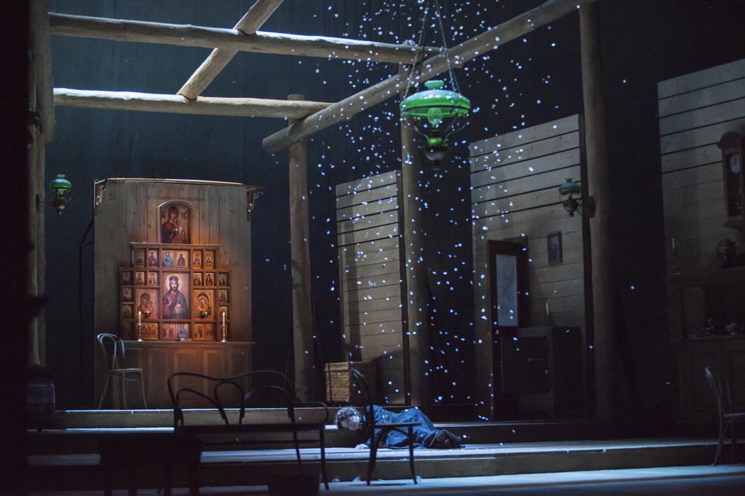 Спектакль «Васса Железнова – первый вариант» – события на сайте «Московские Сезоны»