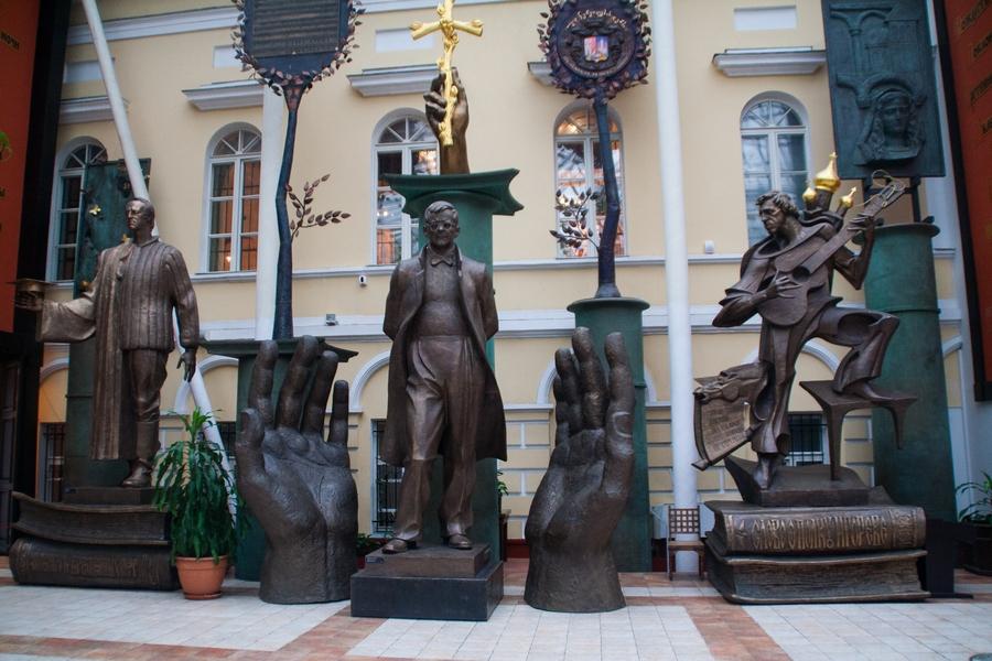 Постоянная экспозиция произведений Зураба Церетели – события на сайте «Московские Сезоны»