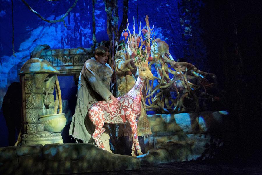 Спектакль «Аленький цветочек» – события на сайте «Московские Сезоны»
