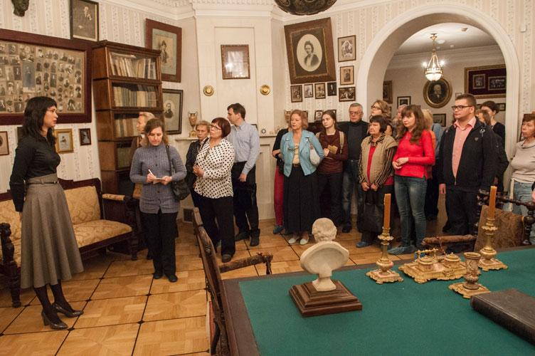Экскурсия «А. И. Сумбатов-Южин и театр его времени» – события на сайте «Московские Сезоны»