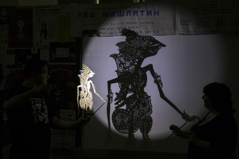 Спектакль-экскурсия «Где живут тени» – события на сайте «Московские Сезоны»