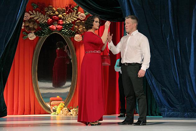 Спектакль «Мефисто» – события на сайте «Московские Сезоны»