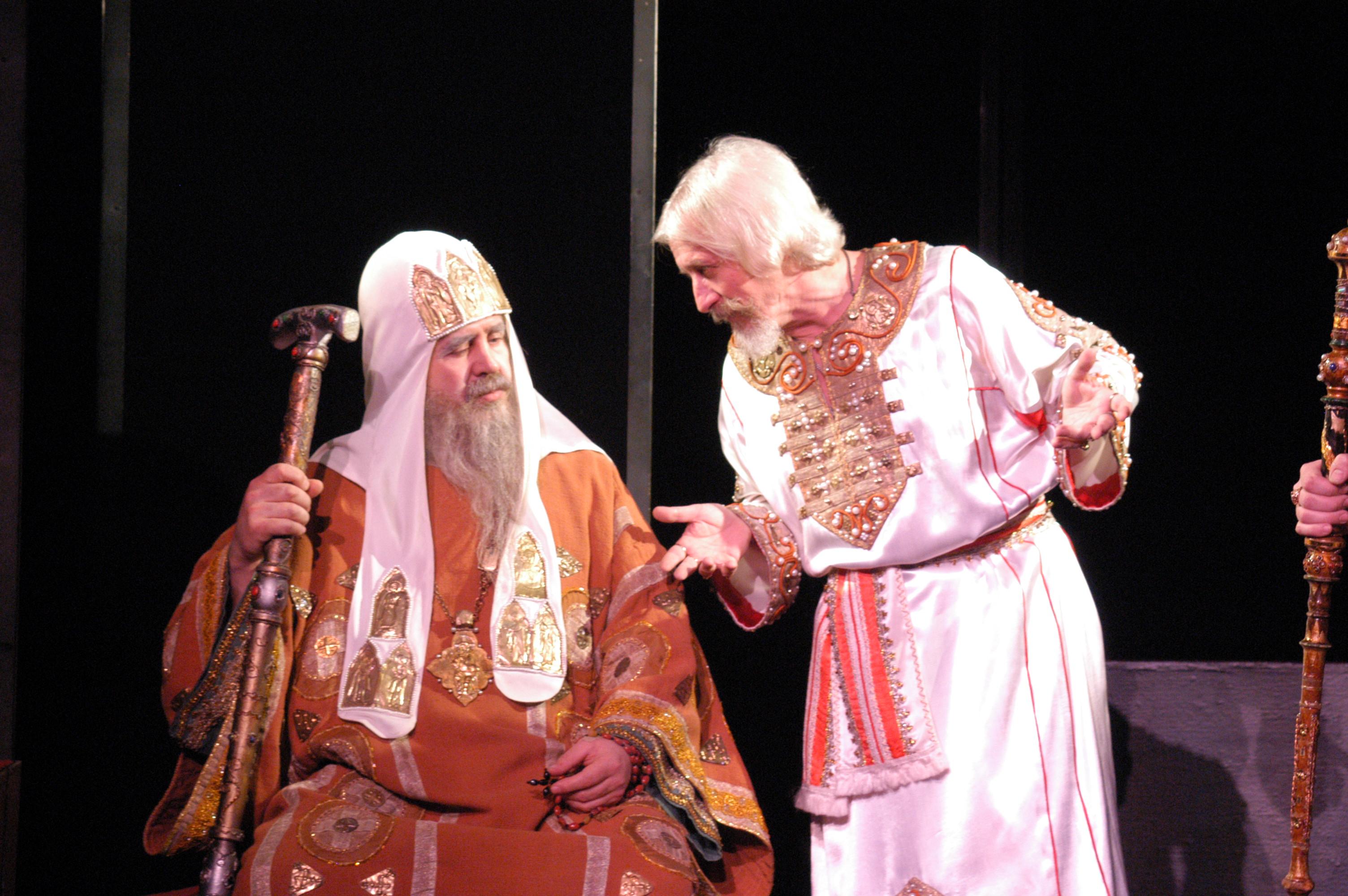 Спектакль «Царь Федор Иоаннович» – события на сайте «Московские Сезоны»