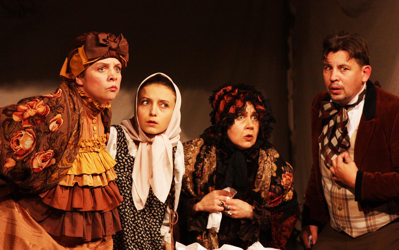 Спектакль «Женитьба?» – события на сайте «Московские Сезоны»