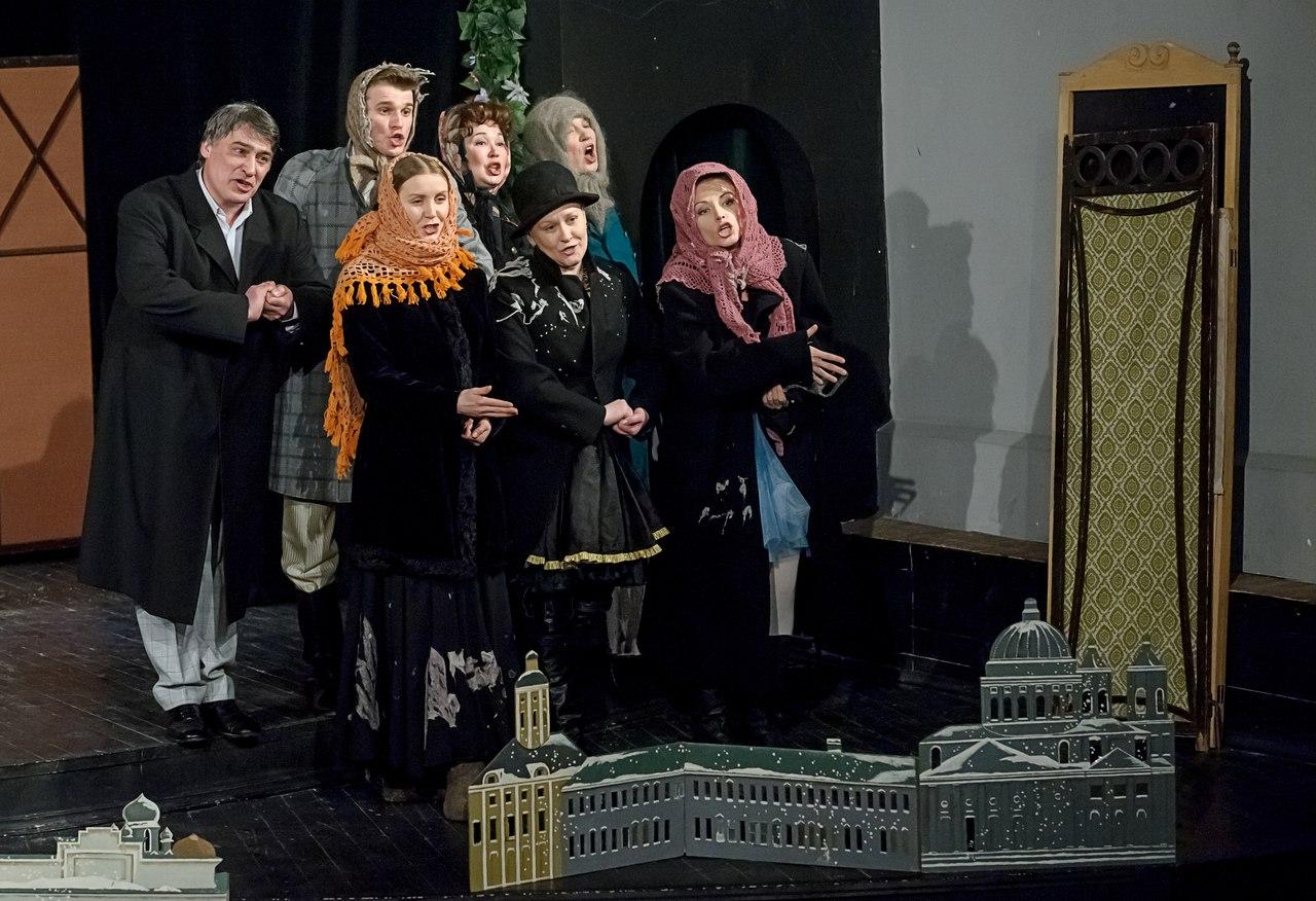 Спектакль «Беда от нежного сердца» – события на сайте «Московские Сезоны»