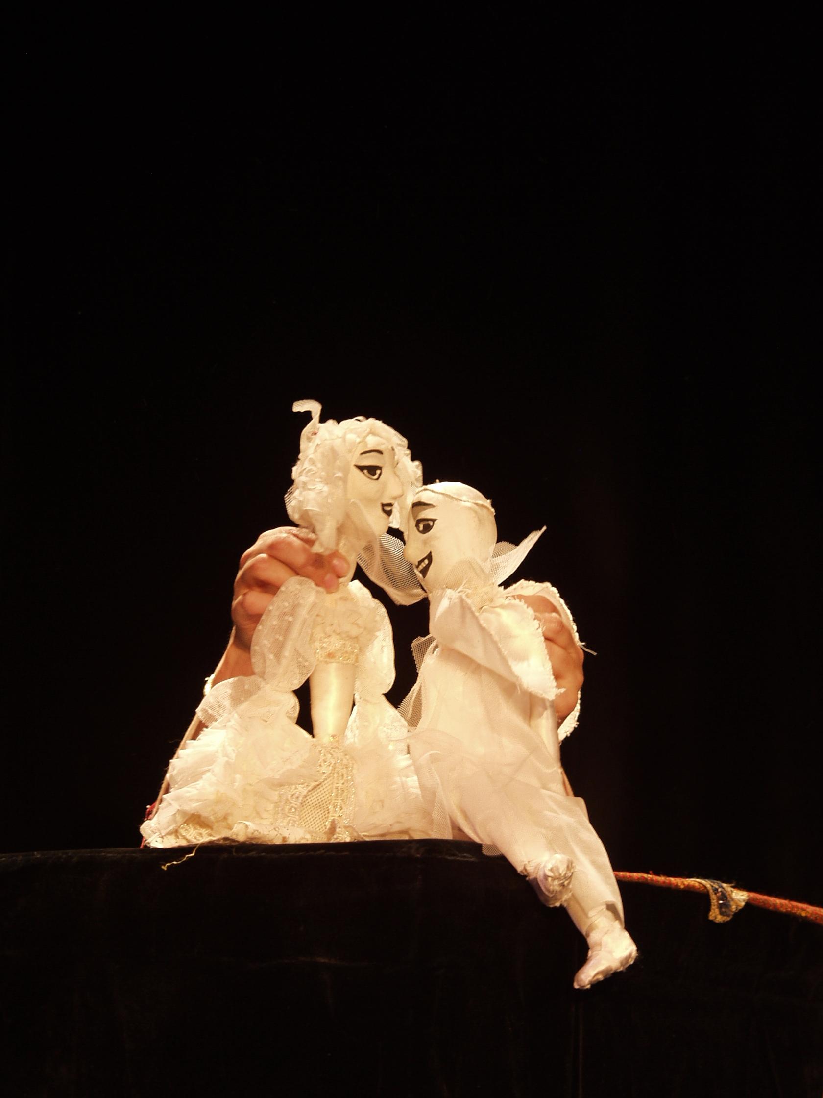 Спектакль «Куклы из чемодана» – события на сайте «Московские Сезоны»