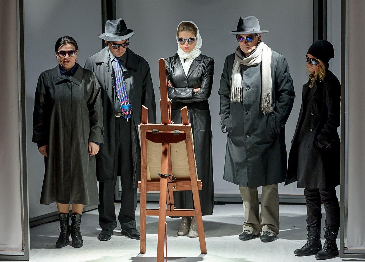 Спектакль «Агата Кристи. Детектив» – события на сайте «Московские Сезоны»
