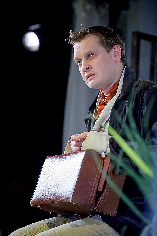 Спектакль «Ревизор. 1835» – события на сайте «Московские Сезоны»