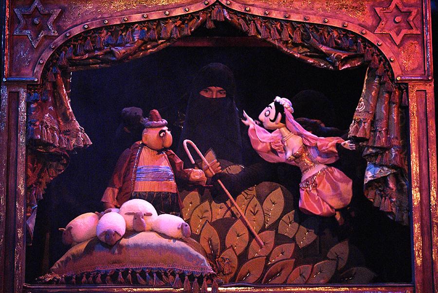 Спектакль «1001 ночь» – события на сайте «Московские Сезоны»