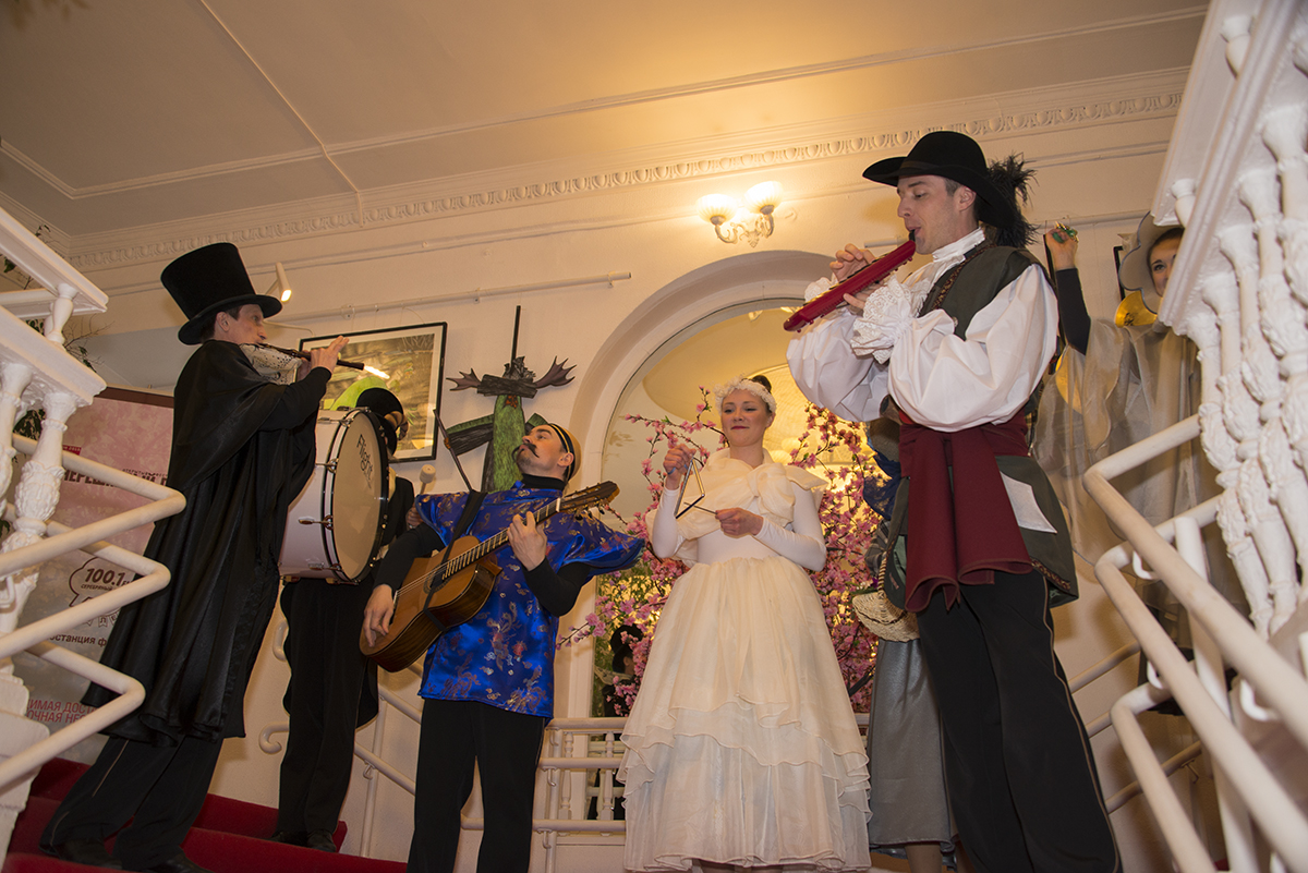 Спектакль «Огниво» – события на сайте «Московские Сезоны»