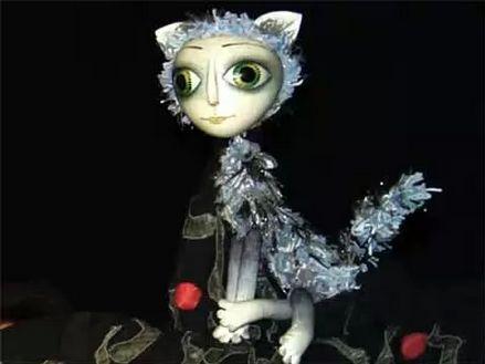 Спектакль «Кошка, которая гуляла сама по себе» – события на сайте «Московские Сезоны»