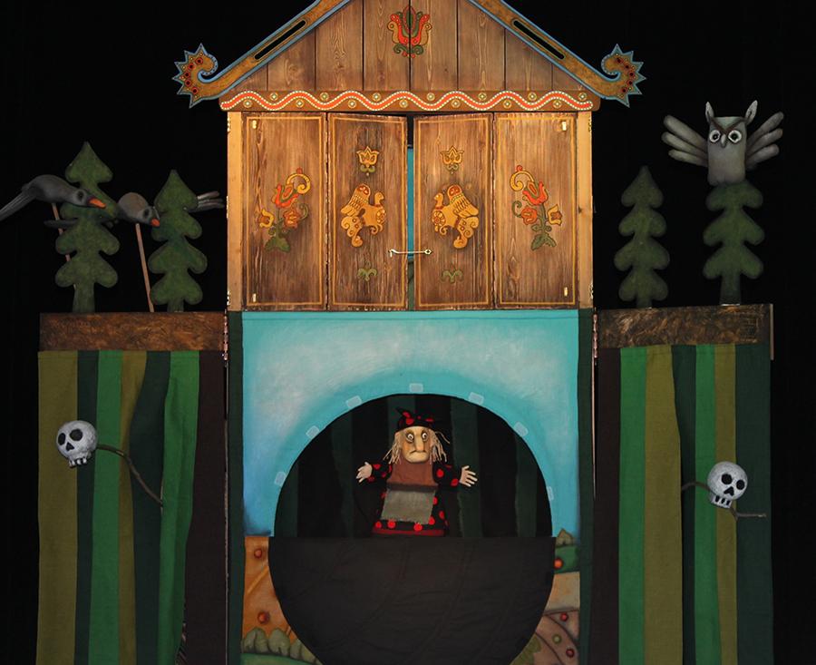 Сказочный спектакль «Гуси-лебеди» – события на сайте «Московские Сезоны»