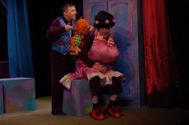 Спектакль «Малыш и Карлсон» – события на сайте «Московские Сезоны»