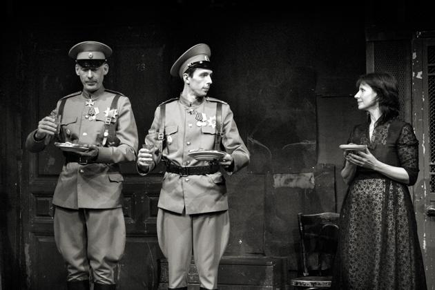 Спектакль «Лестничная клетка» – события на сайте «Московские Сезоны»