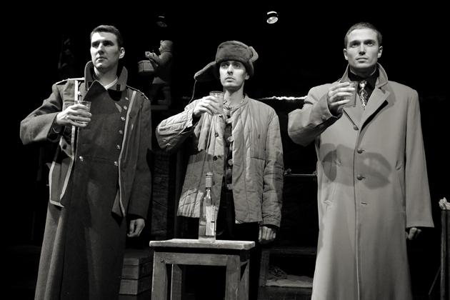 Спектакль «Старший сын» (3-я версия) – события на сайте «Московские Сезоны»