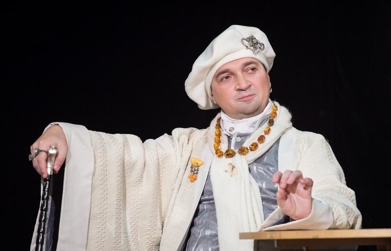 Спектакль «Таланты и поклонники» – события на сайте «Московские Сезоны»