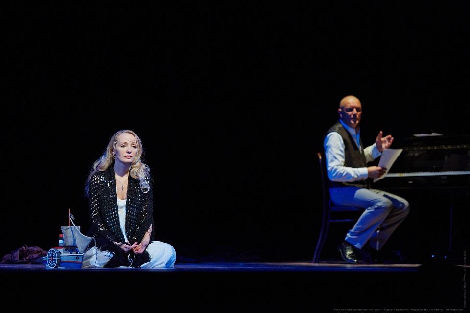 Спектакль «Лондонский треугольник» – события на сайте «Московские Сезоны»