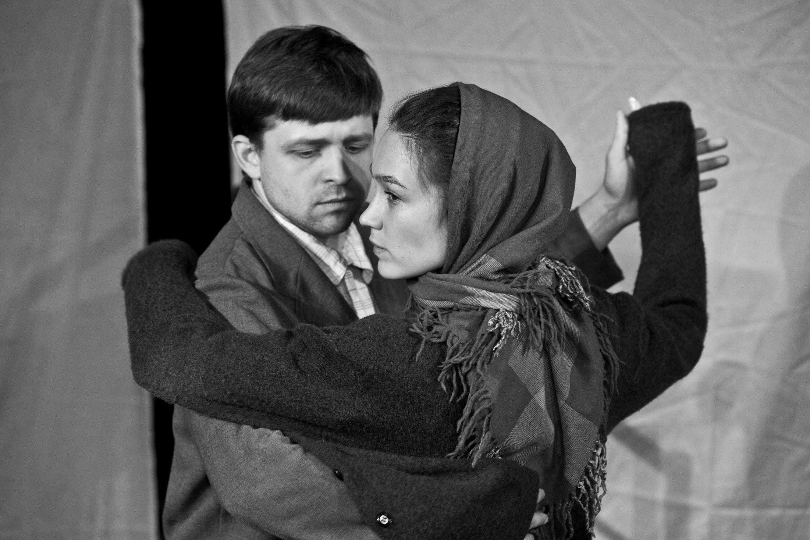 Спектакль «Мой Марат» – события на сайте «Московские Сезоны»