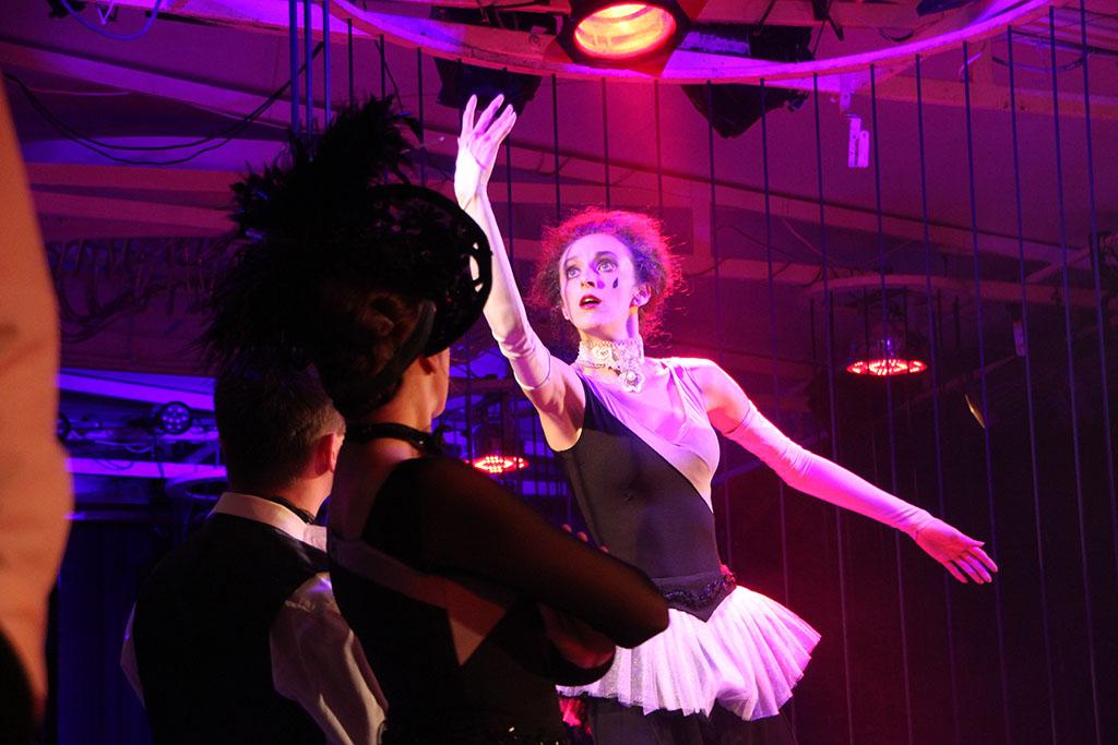 Спектакль «Другой Тургенев. Актриса» – события на сайте «Московские Сезоны»