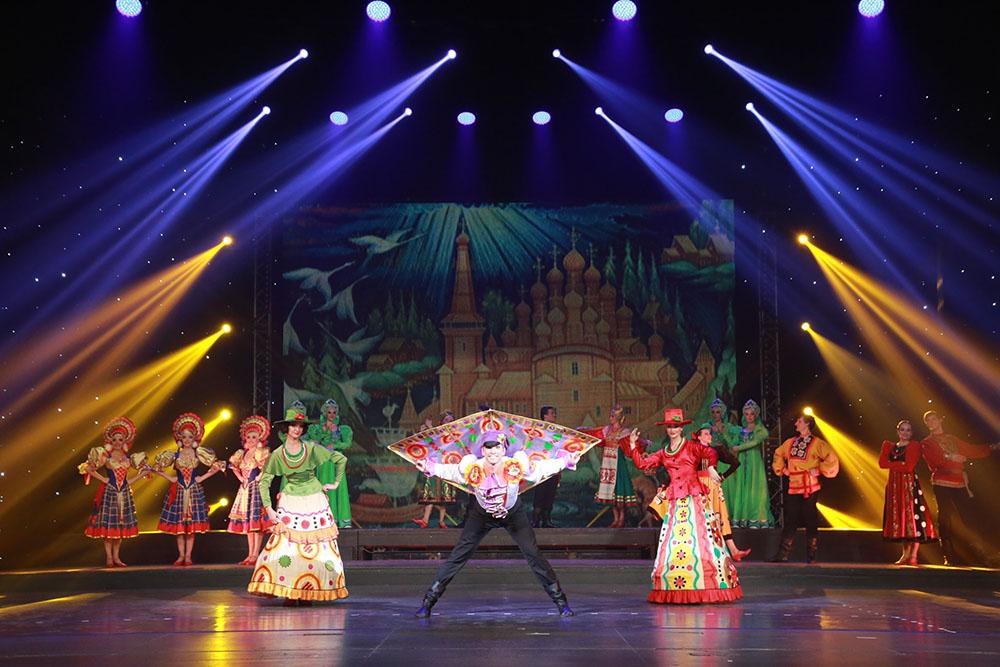 Сольный концерт «Сказочная Гжель» – события на сайте «Московские Сезоны»
