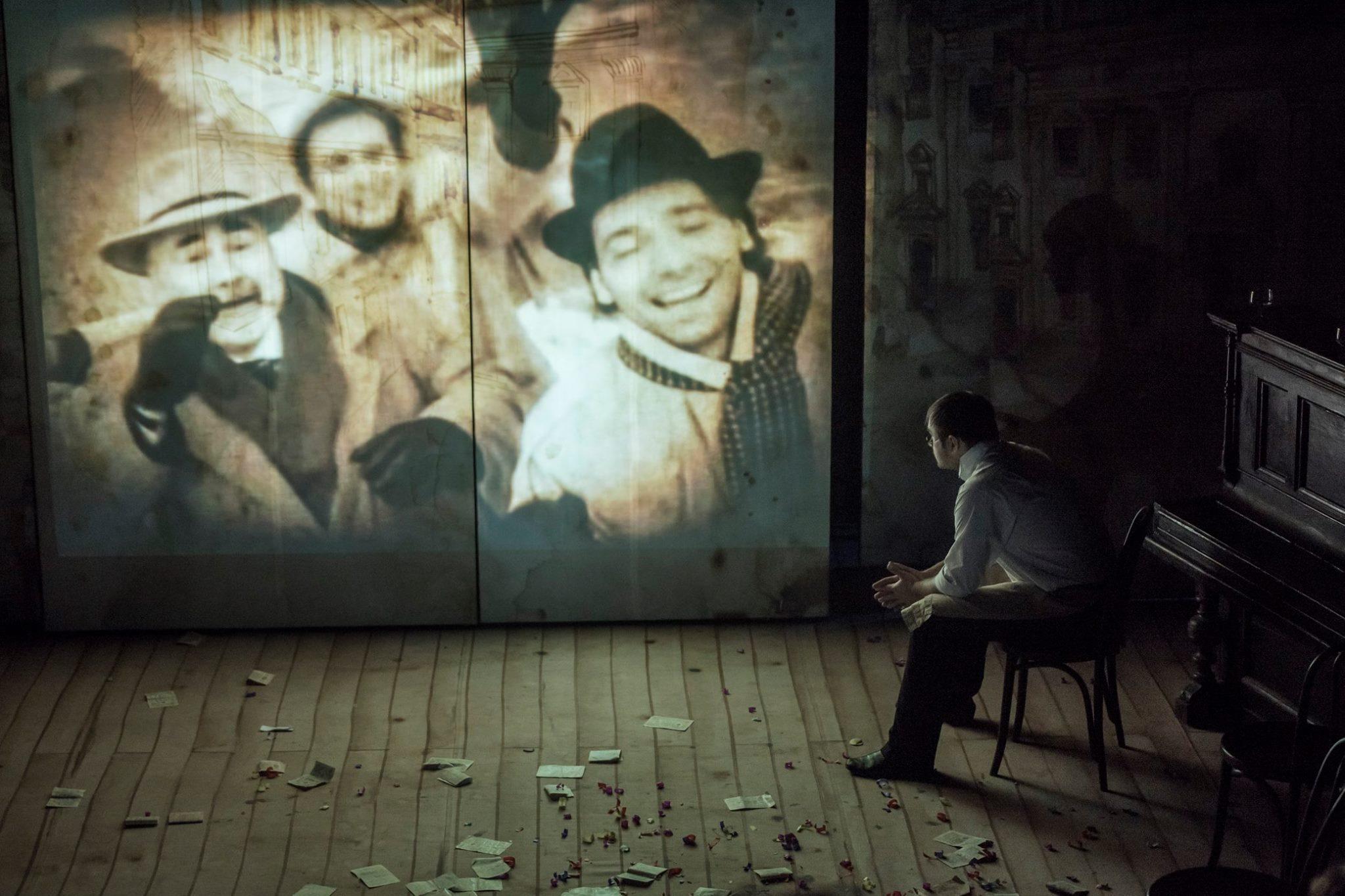Спектакль «Бешеные деньги» – события на сайте «Московские Сезоны»