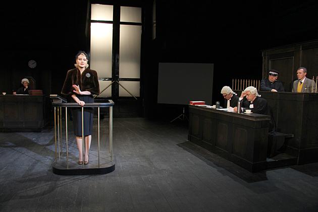 Спектакль «Свидетель обвинения» – события на сайте «Московские Сезоны»