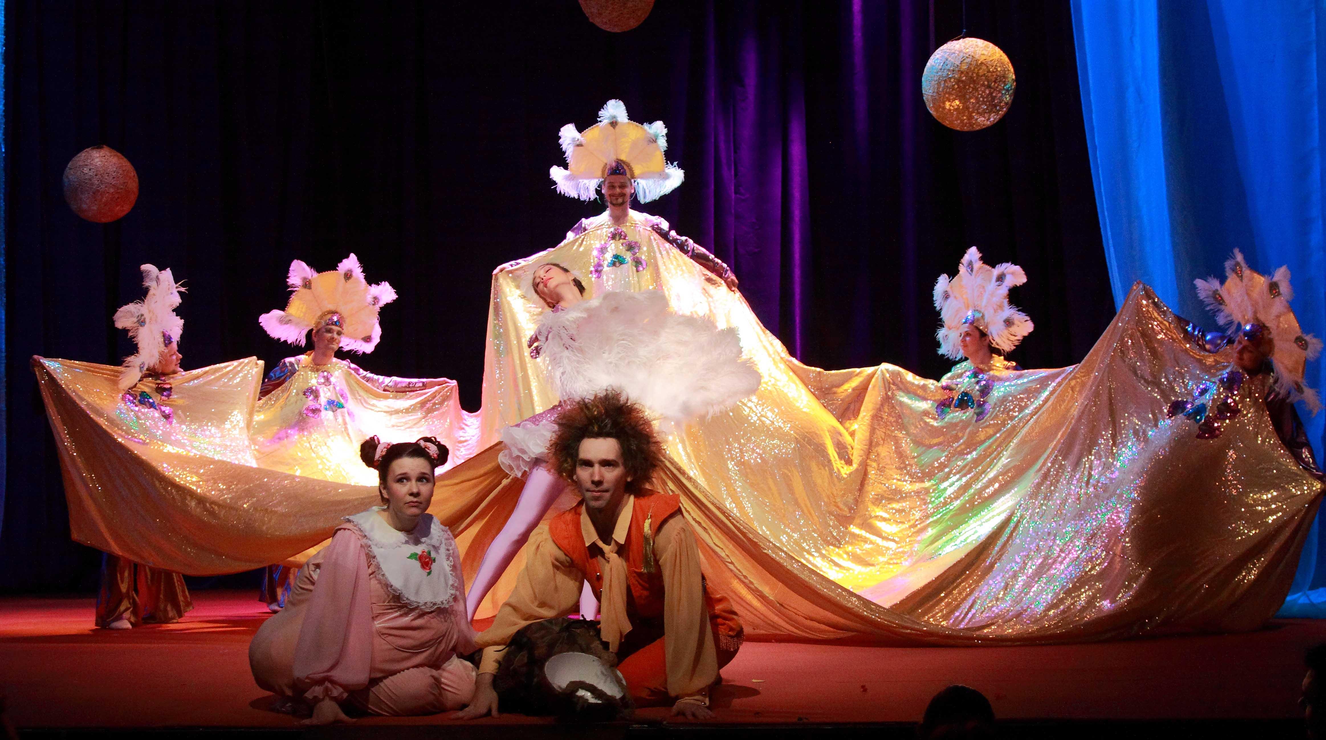 Спектакль «Приключения львенка» – события на сайте «Московские Сезоны»