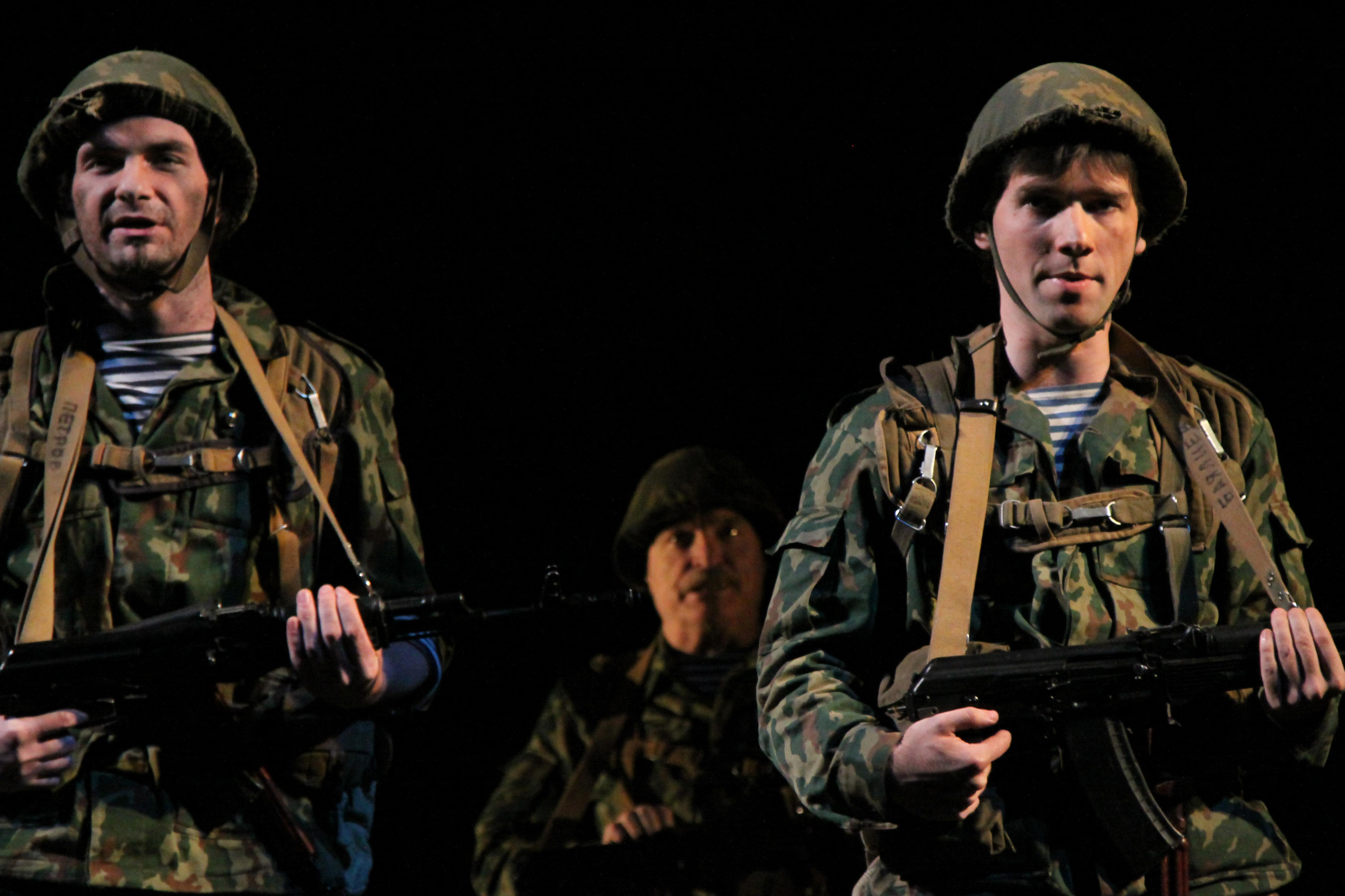Спектакль «Афган» – события на сайте «Московские Сезоны»
