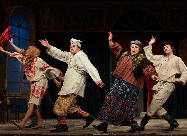 Спектакль «Дурь» – события на сайте «Московские Сезоны»