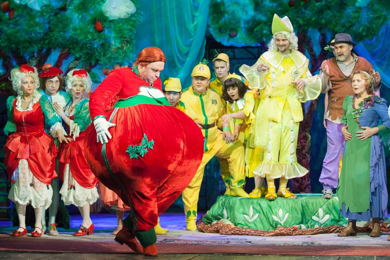 Спектакль «Чиполлино» – события на сайте «Московские Сезоны»