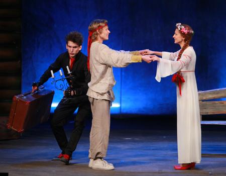 Спектакль «Две Бабы-яги» – события на сайте «Московские Сезоны»
