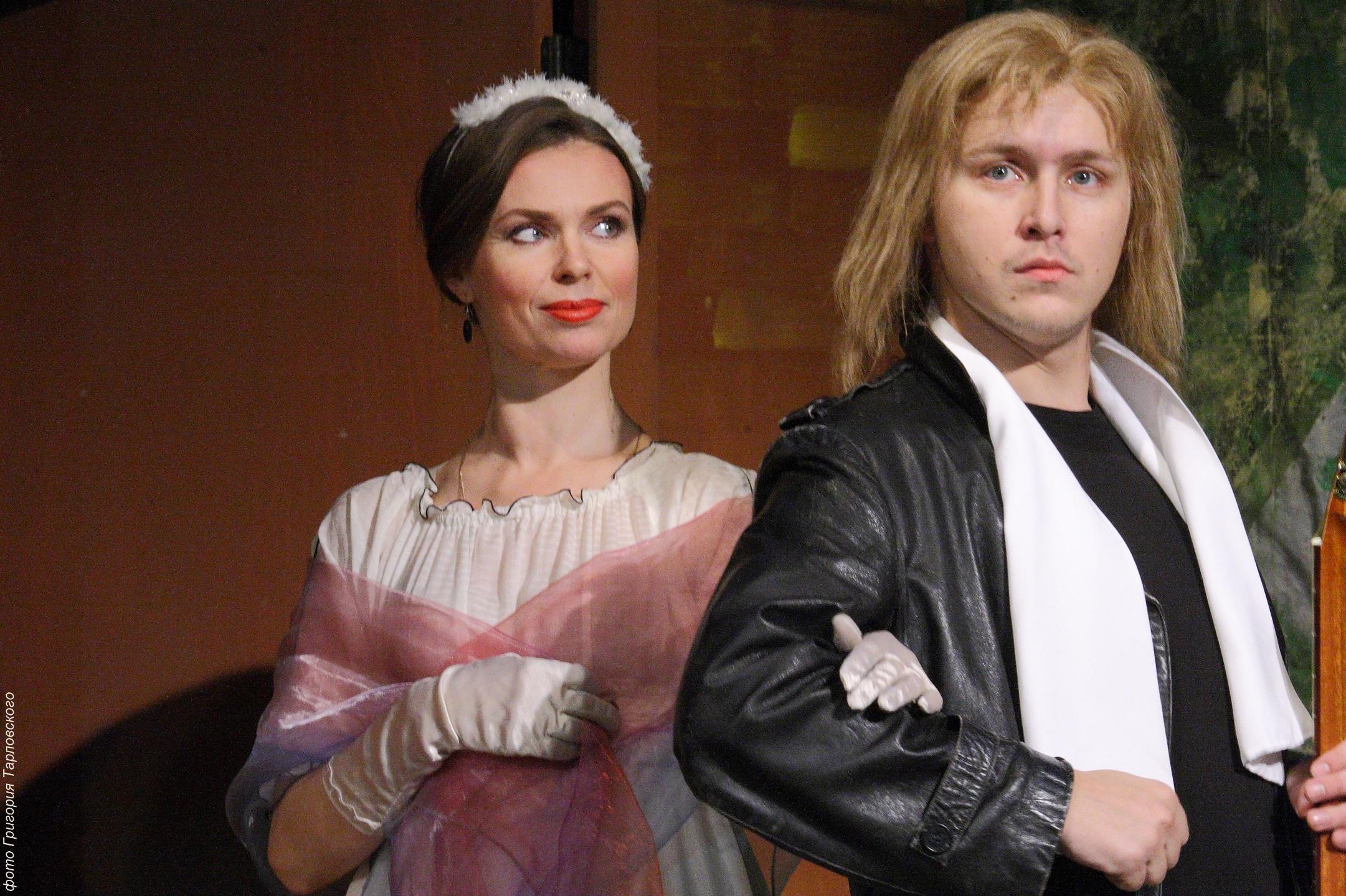 Спектакль «Любовь взаймы» – события на сайте «Московские Сезоны»