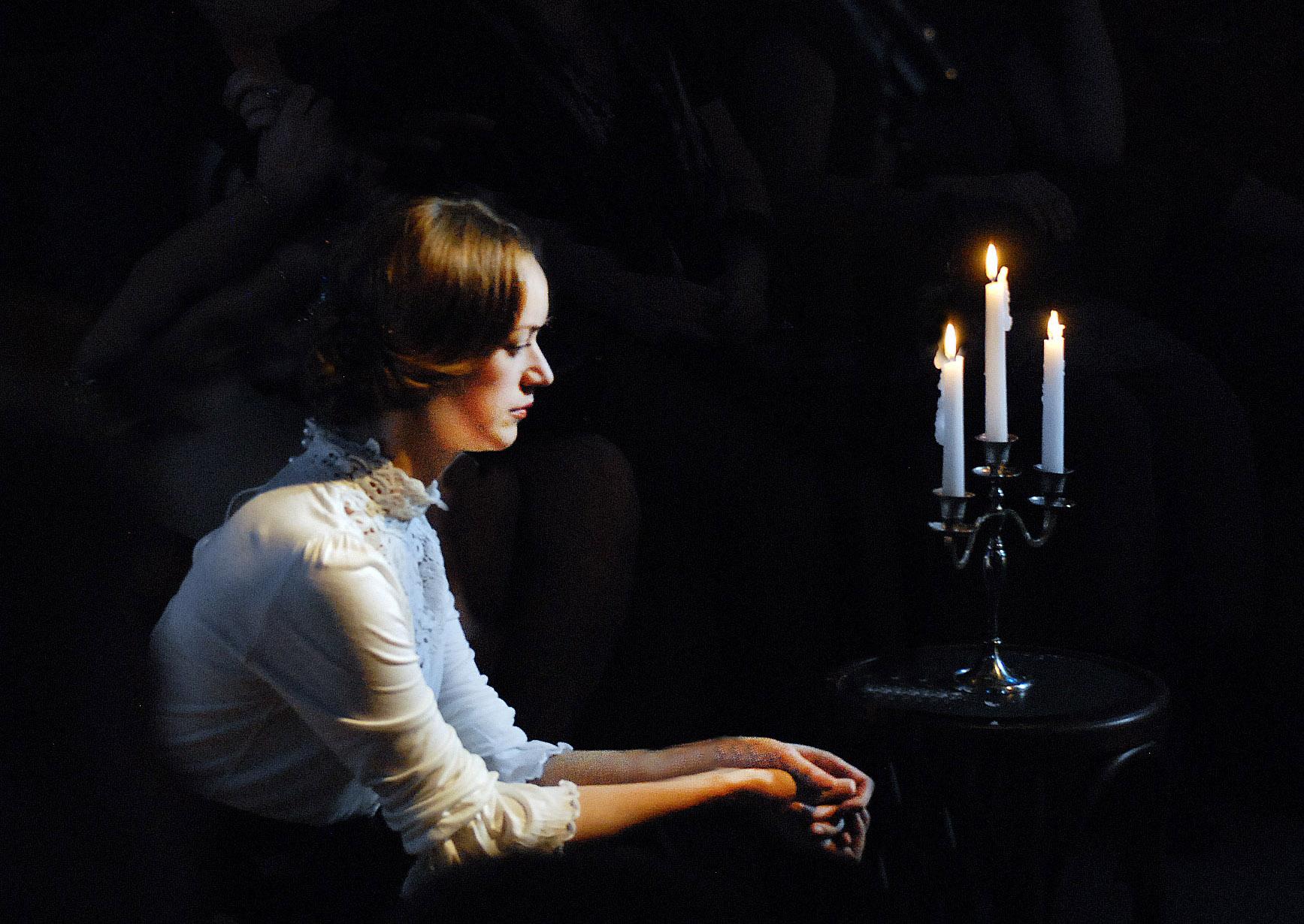 Спектакль «Нездешний вечер» – события на сайте «Московские Сезоны»