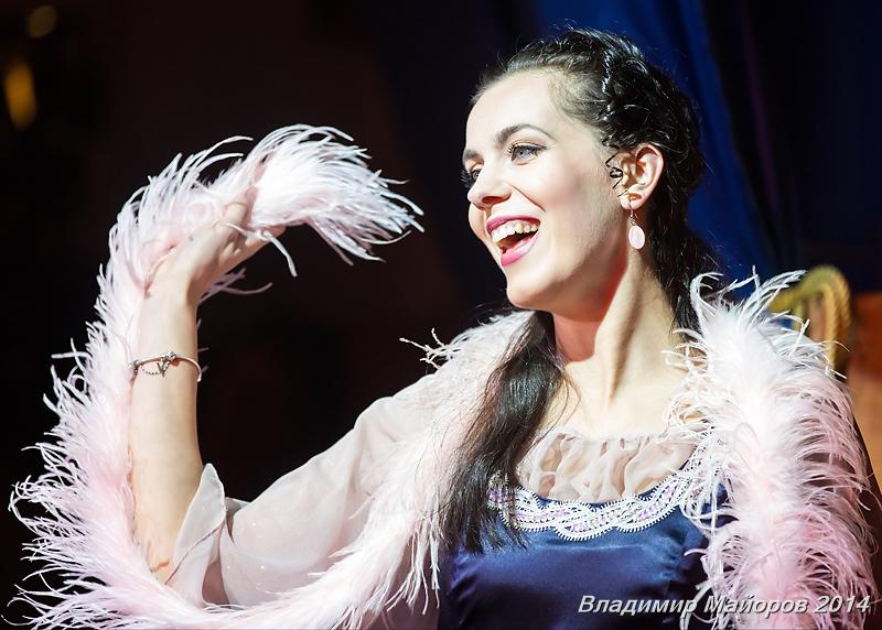Спектакль «Красотка и семья» – события на сайте «Московские Сезоны»