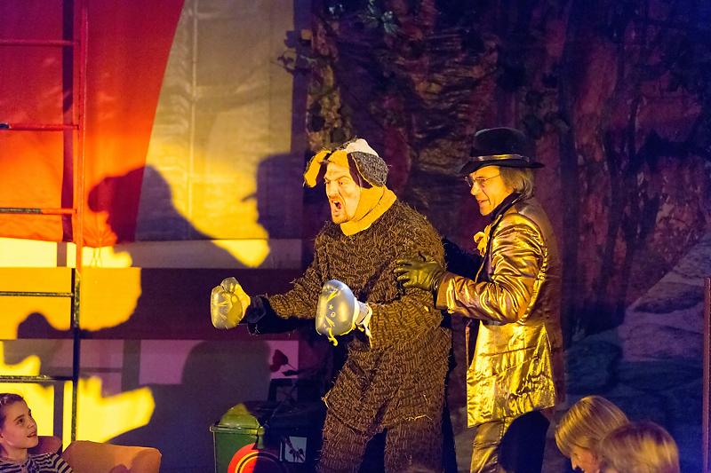 Спектакль «Мурли» – события на сайте «Московские Сезоны»