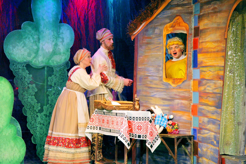 Спектакль «Колобок» – события на сайте «Московские Сезоны»