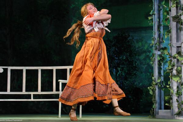 Спектакль «Дикарка» – события на сайте «Московские Сезоны»
