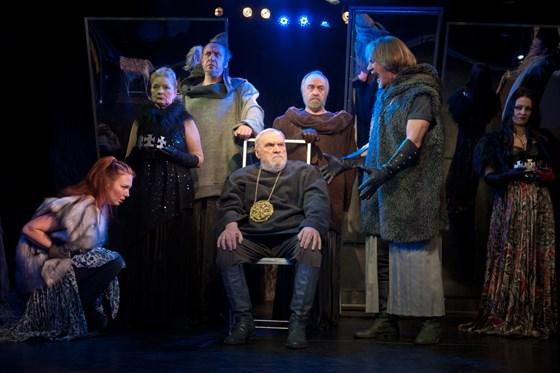 Спектакль «Король Лир» – события на сайте «Московские Сезоны»