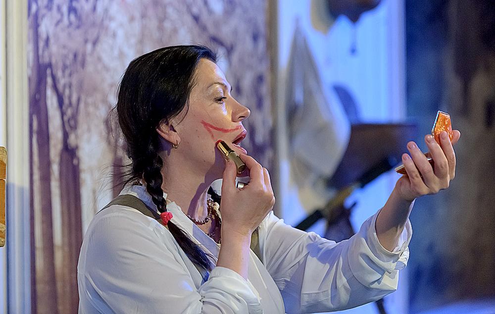 Спектакль «Про Любовь Раневскую» – события на сайте «Московские Сезоны»