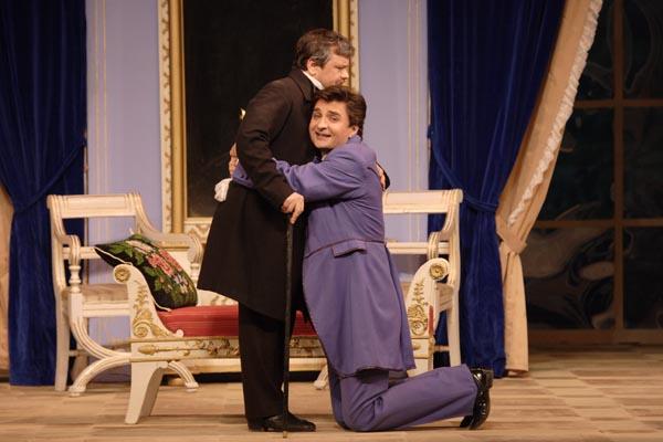 Спектакль «Русский водевиль» – события на сайте «Московские Сезоны»