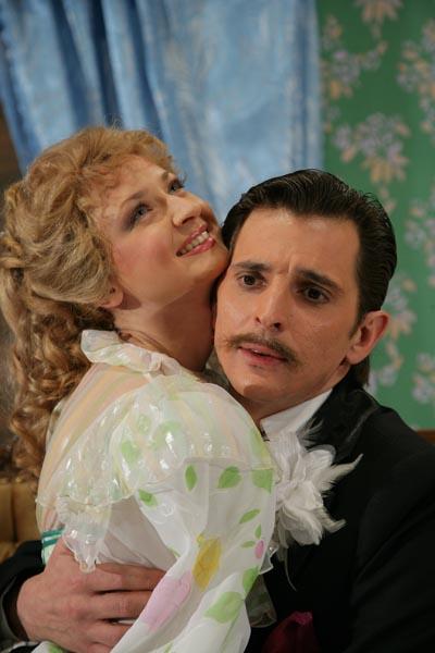 Спектакль «Красавец-мужчина» – события на сайте «Московские Сезоны»