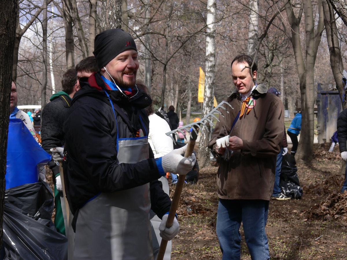 Программа «Субботник» – события на сайте «Московские Сезоны»