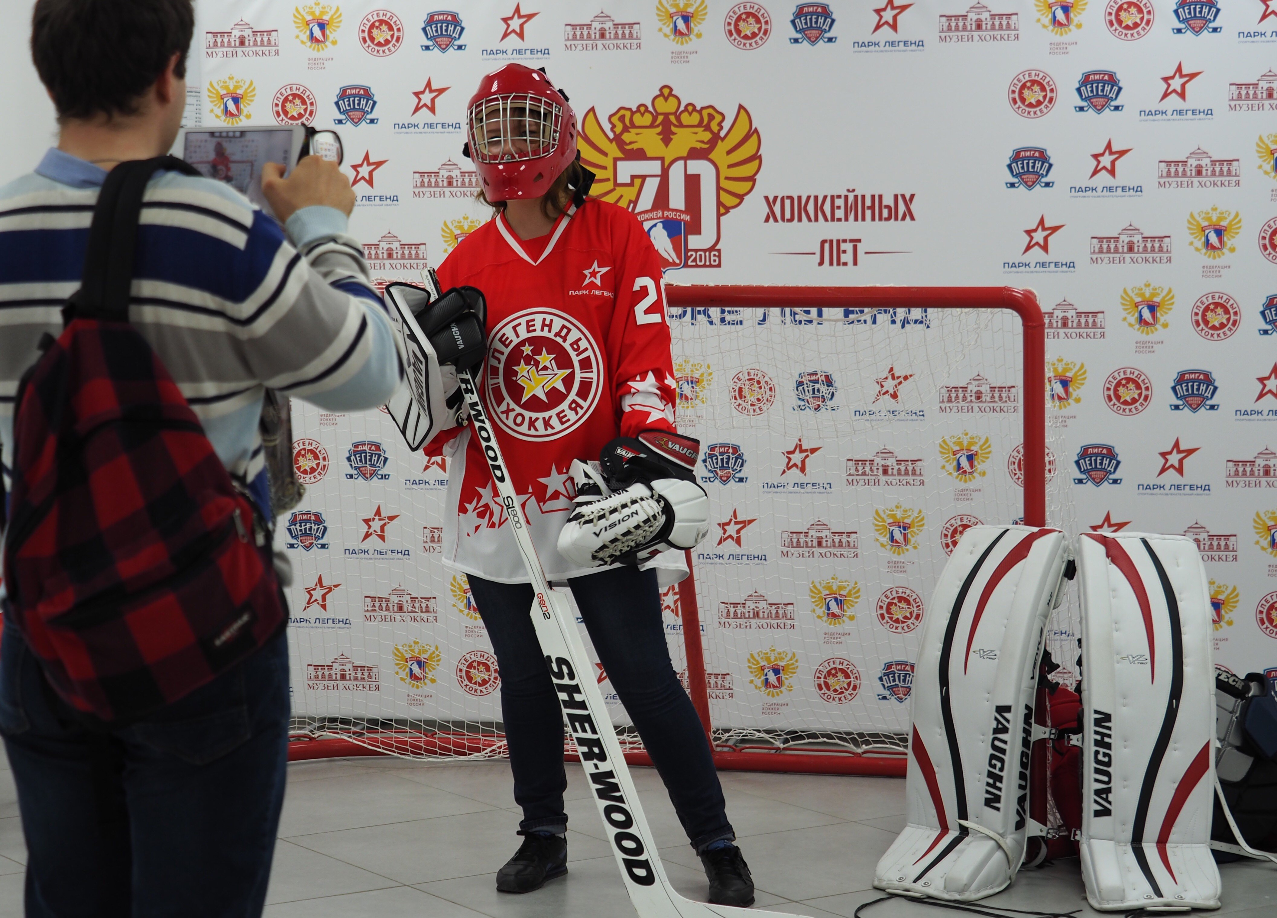 Ночь музеев в Музее хоккея – события на сайте «Московские Сезоны»