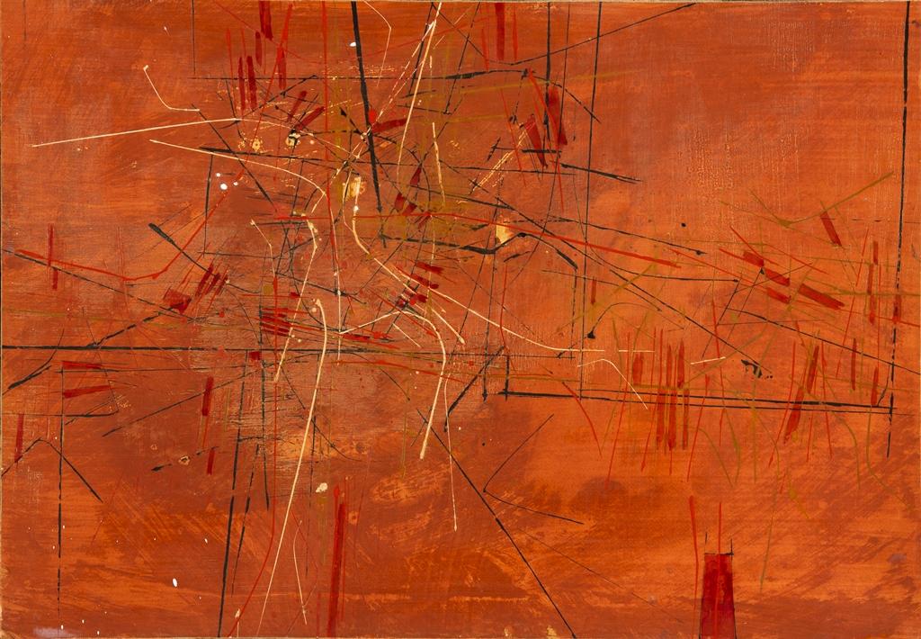 Выставка «Между абстракцией и фигуративностью. Поэтика испанского искусства 50–60-х годов ХХ века» – события на сайте «Московские Сезоны»