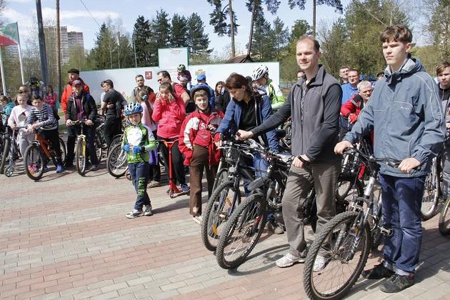 Встреча «Велокольцо. Памятники Победы» – события на сайте «Московские Сезоны»