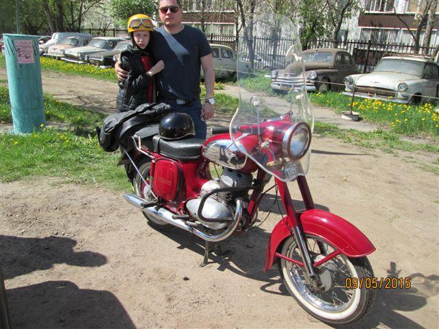 Всероссийский весенний парад старинных автомобилей и мотоциклов «Ретромотор» – события на сайте «Московские Сезоны»