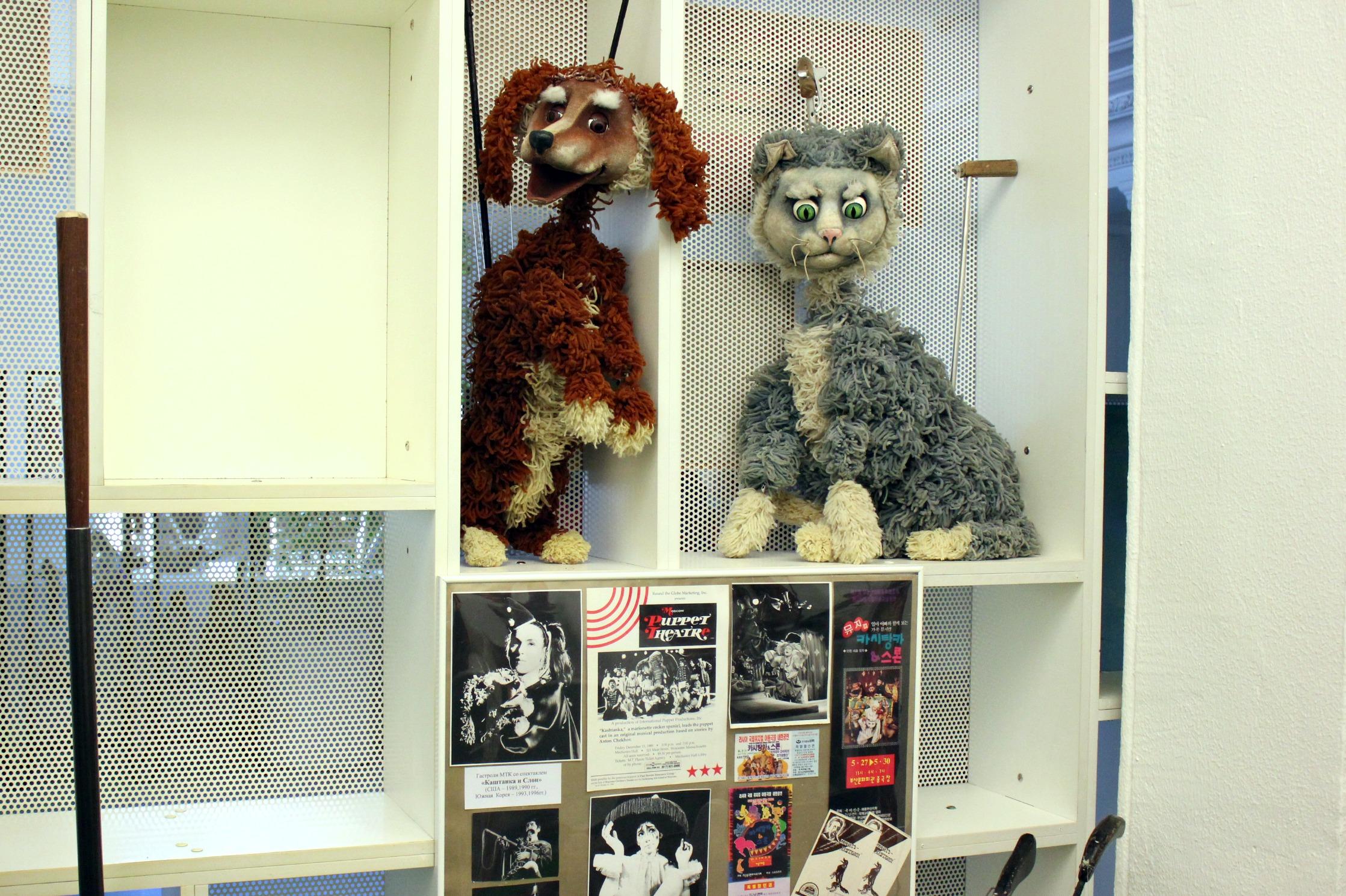 Ночь музеев в Московском театре кукол – события на сайте «Московские Сезоны»