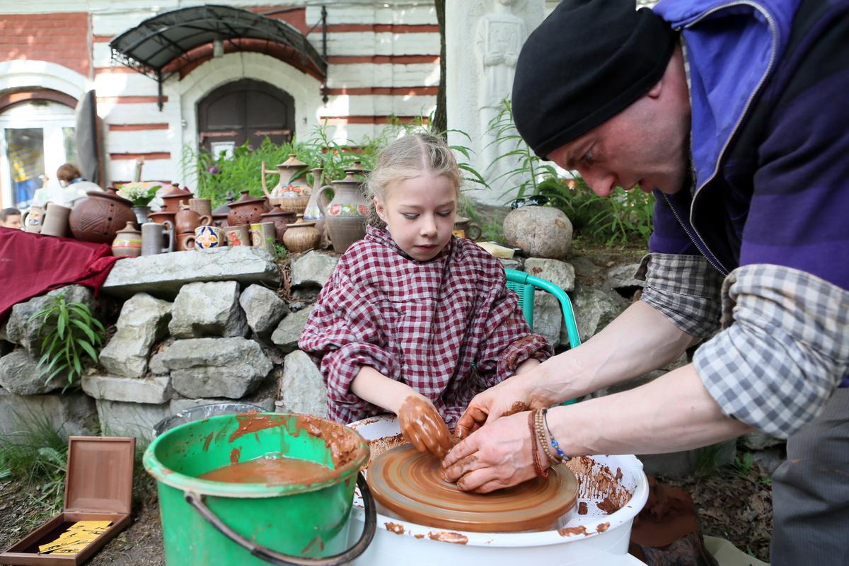 Ночь музеев в Международном центре славянской культуры – события на сайте «Московские Сезоны»