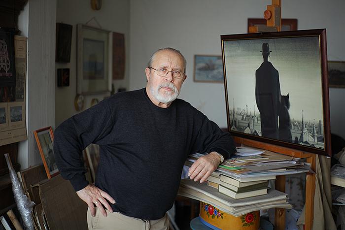 Выставка «Сергей Алимов: Книга. Театр. Мультипликация» – события на сайте «Московские Сезоны»