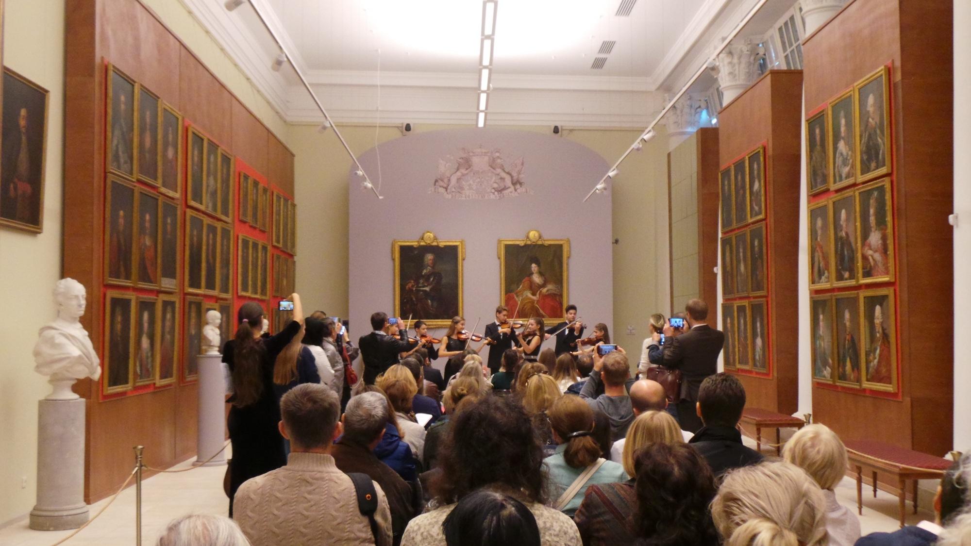 Ночь музеев в усадьбе Кусково – события на сайте «Московские Сезоны»